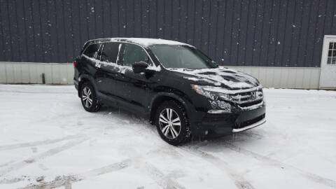 2017 Honda Pilot for sale at RS Motors in Falconer NY