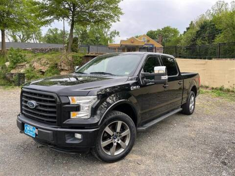2015 Ford F-150 for sale at Crown Auto Group in Falls Church VA