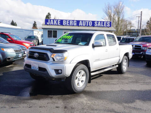 2013 Toyota Tacoma for sale at Jake Berg Auto Sales in Gladstone OR