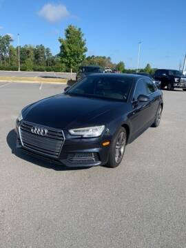 2017 Audi A4 for sale at The Car Guy powered by Landers CDJR in Little Rock AR