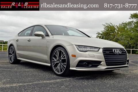 2018 Audi A7 for sale at RLB Sales and Leasing in Fort Worth TX