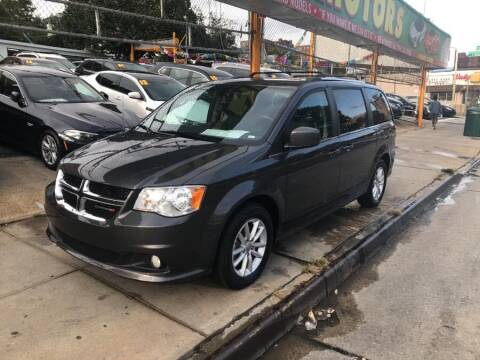 2019 Dodge Grand Caravan for sale at Sylhet Motors in Jamacia NY