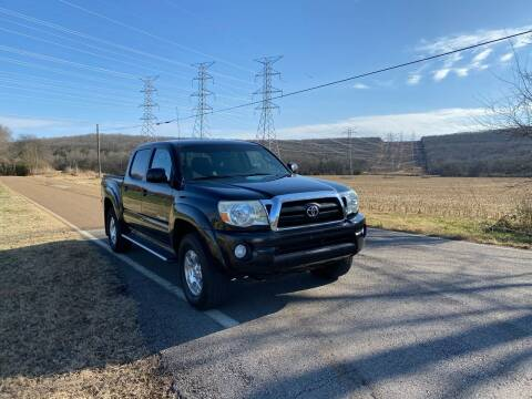 2007 Toyota Tacoma for sale at Tennessee Valley Wholesale Autos LLC in Huntsville AL