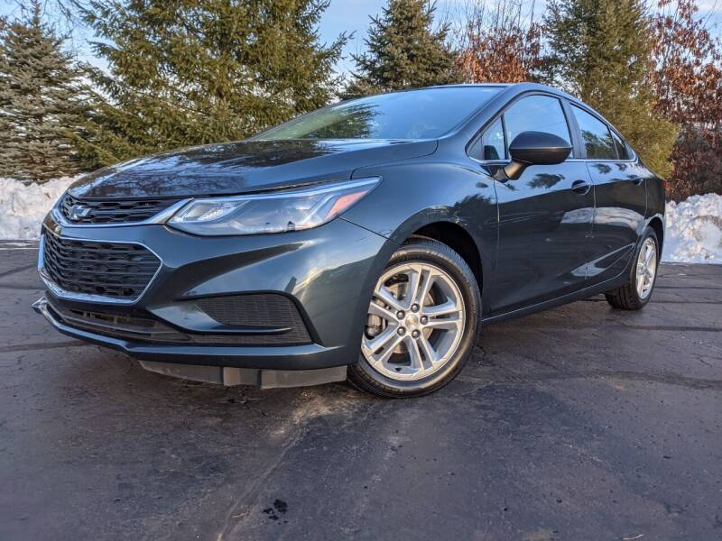 2018 Chevrolet Cruze for sale at West Point Auto Sales in Mattawan MI