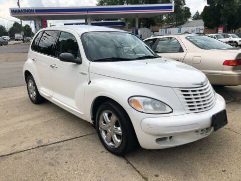 2003 Chrysler PT Cruiser for sale at Nationwide Auto Group in Melrose Park IL