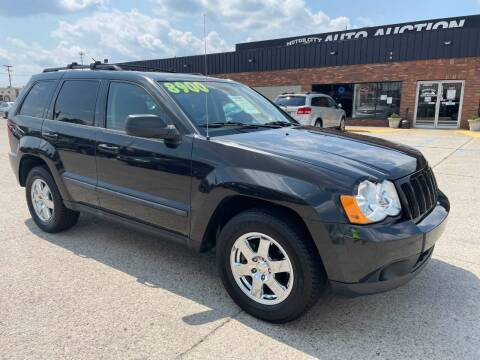 2009 Jeep Grand Cherokee for sale at Motor City Auto Auction in Fraser MI
