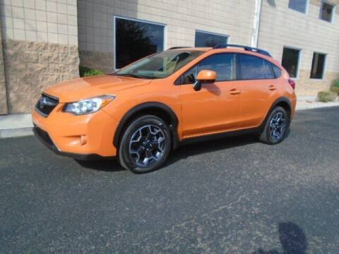 2014 Subaru XV Crosstrek for sale at COPPER STATE MOTORSPORTS in Phoenix AZ