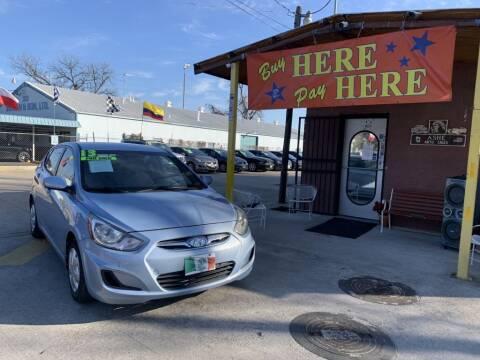 2013 Hyundai Accent for sale at ASHE AUTO SALES, LLC. - ASHE AUTO SALES in Dallas TX