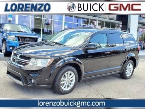 2017 Dodge Journey for sale at Lorenzo Buick GMC in Miami FL