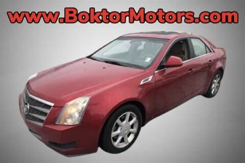 2009 Cadillac CTS for sale at Boktor Motors in North Hollywood CA