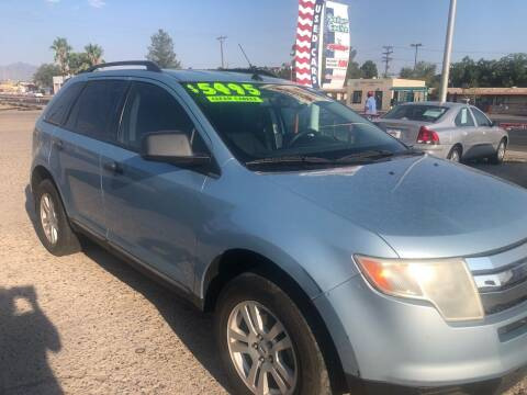 2008 Ford Edge for sale at Senor Coche Auto Sales in Las Cruces NM