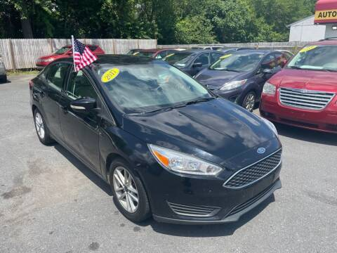 2017 Ford Focus for sale at Auto Revolution in Charlotte NC