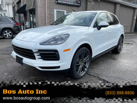 2019 Porsche Cayenne for sale at Bos Auto Inc in Quincy MA