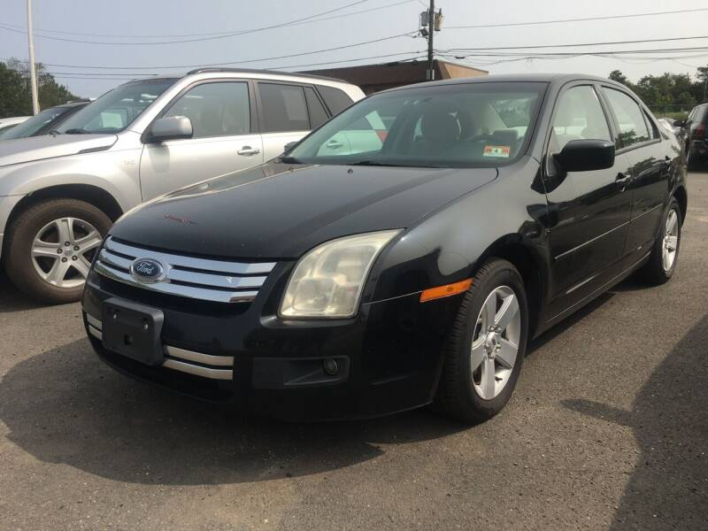2007 Ford Fusion for sale at Absolute Auto in Middlesex NJ