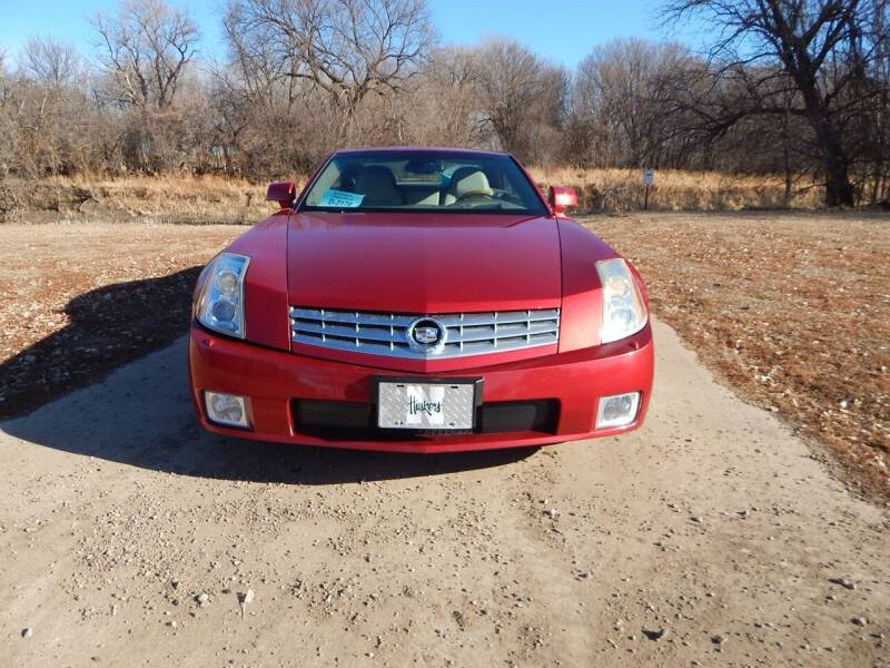 2005 Cadillac XLR for sale at S & M Auto Sales in Centerville SD