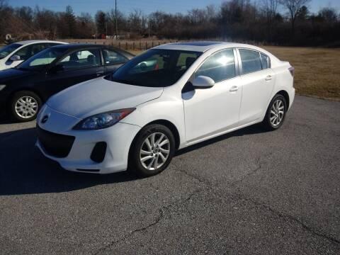 2013 Mazda MAZDA3 for sale at CarZip in Indianapolis IN