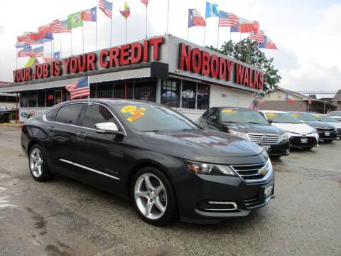 2014 Chevrolet Impala for sale at Giant Auto Mart 2 in Houston TX