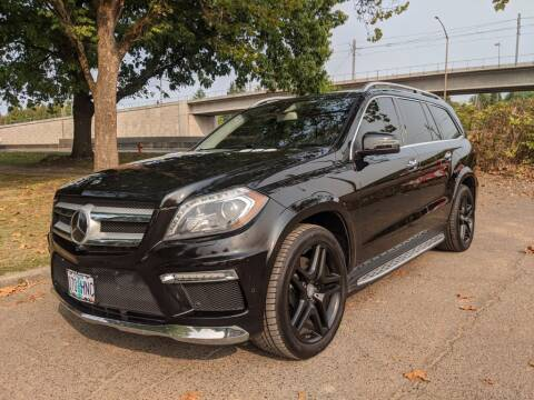 2014 Mercedes-Benz GL-Class for sale at EXECUTIVE AUTOSPORT in Portland OR