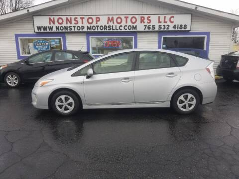 2012 Toyota Prius for sale at Nonstop Motors in Indianapolis IN