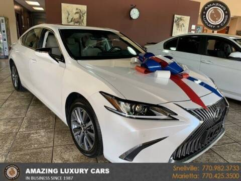 2019 Lexus ES 350 for sale at Amazing Luxury Cars in Snellville GA