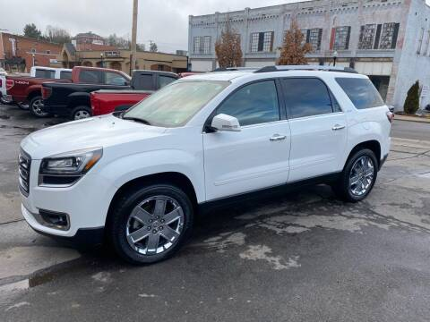 2017 GMC Acadia Limited for sale at East Main Rides in Marion VA