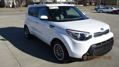2015 Kia Soul for sale at Concordia Auto Mart Inc in Concordia KS