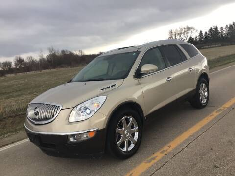 2010 Buick Enclave for sale at Bam Motors in Dallas Center IA