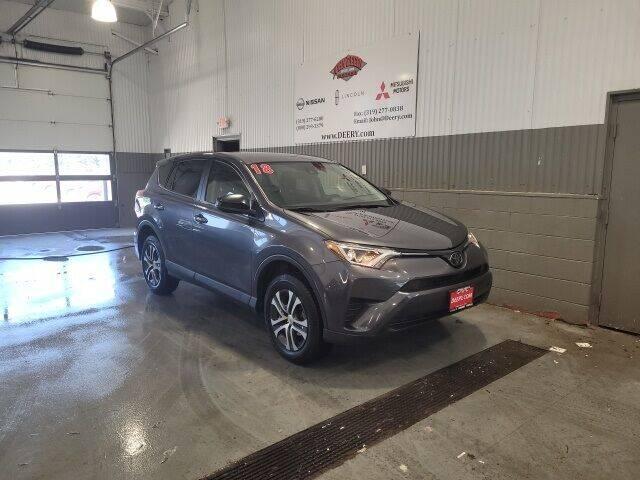 2018 Toyota RAV4 for sale in Cedar Falls, IA