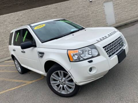 2009 Land Rover LR2 for sale at Trocci's Auto Sales in West Pittsburg PA