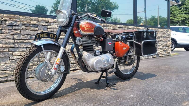 2006 Royal Enfield 550 for sale at Harborcreek Auto Gallery in Harborcreek PA