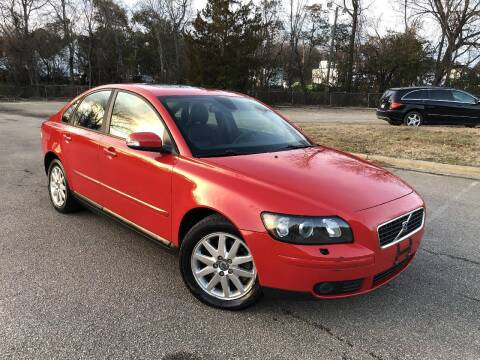 2007 Volvo S40 for sale at The Auto Depot in Raleigh NC