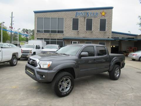 2014 Toyota Tacoma for sale at Lone Star Auto Center in Spring TX