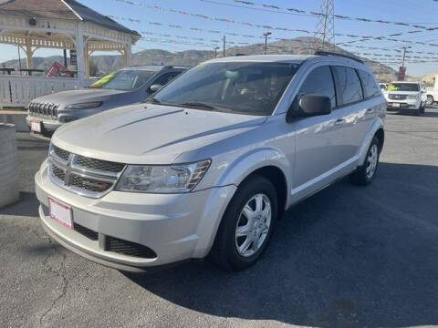 2014 Dodge Journey for sale at Los Compadres Auto Sales in Riverside CA