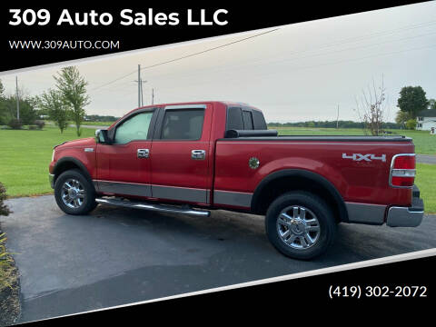 2008 Ford F-150 for sale at 309 Auto Sales LLC in Harrod OH