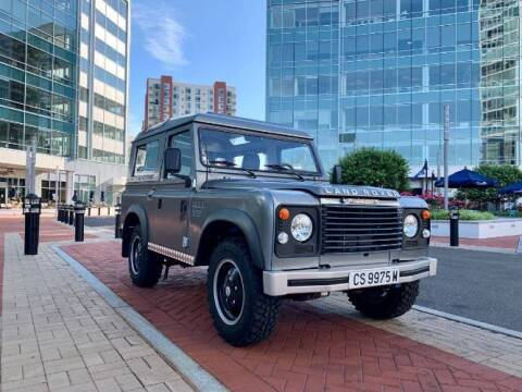 1985 Land Rover Santana for sale at Classic Car Deals in Cadillac MI