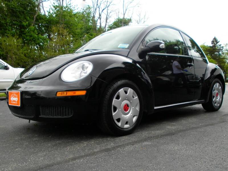 2010 Volkswagen New Beetle for sale at Auto Brite Auto Sales in Perry OH