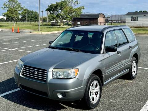 2007 Subaru Forester for sale at ONE NATION AUTO SALE LLC in Fredericksburg VA