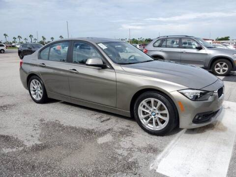 2016 BMW 3 Series for sale at Auto Finance of Raleigh in Raleigh NC
