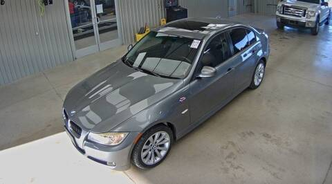 2011 BMW 3 Series for sale at Smart Chevrolet in Madison NC
