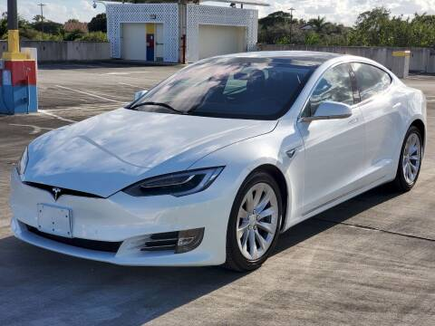 2017 Tesla Model S for sale at EV Direct in Lauderhill FL