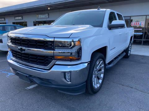 2016 Chevrolet Silverado 1500 for sale at Cars4U in Escondido CA