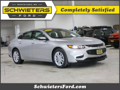 2017 Chevrolet Malibu for sale at Schwieters Ford of Montevideo in Montevideo MN