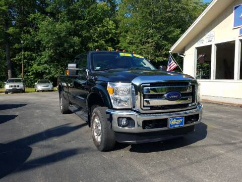 2014 Ford F-250 Super Duty for sale at Fairway Auto Sales in Rochester NH