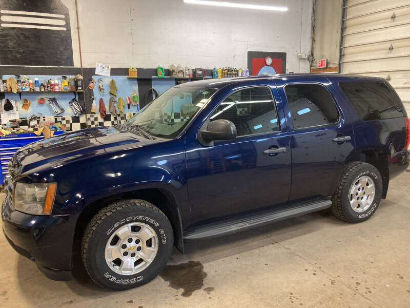 2009 Chevrolet Tahoe for sale at Ogden Auto Sales LLC in Spencerport NY