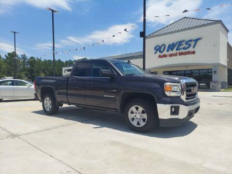 2015 GMC Sierra 1500 for sale at 90 West Auto & Marine Inc in Mobile AL