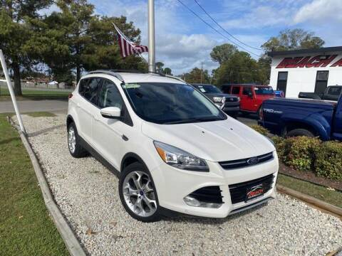 2014 Ford Escape for sale at Beach Auto Brokers in Norfolk VA
