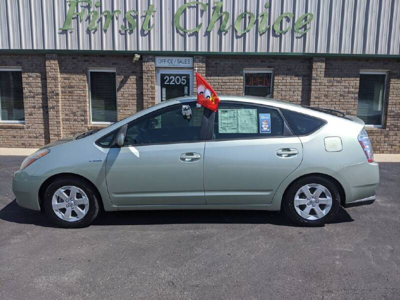 2008 Toyota Prius for sale at First Choice Auto in Greenville SC