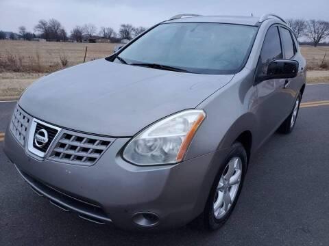 2008 Nissan Rogue for sale at ILUVCHEAPCARS.COM in Tulsa OK