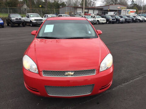 2013 Chevrolet Impala for sale at Beckham's Used Cars in Milledgeville GA