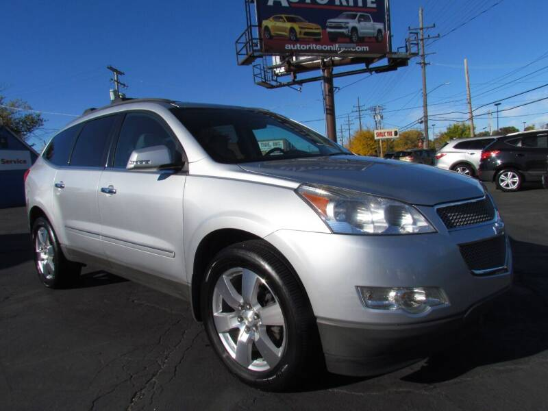 2012 Chevrolet Traverse for sale at Auto Rite in Cleveland OH
